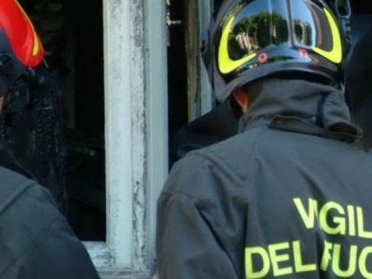 Maltempo Sardegna: 30 interventi dei vigili del fuoco nel Cagliaritano