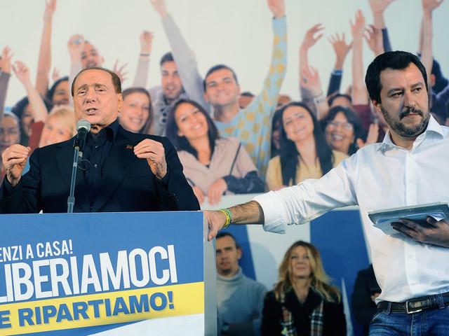 Il duello per la leadership. Berlusconi-Salvini: messaggi a distanza pensando già alle elezioni