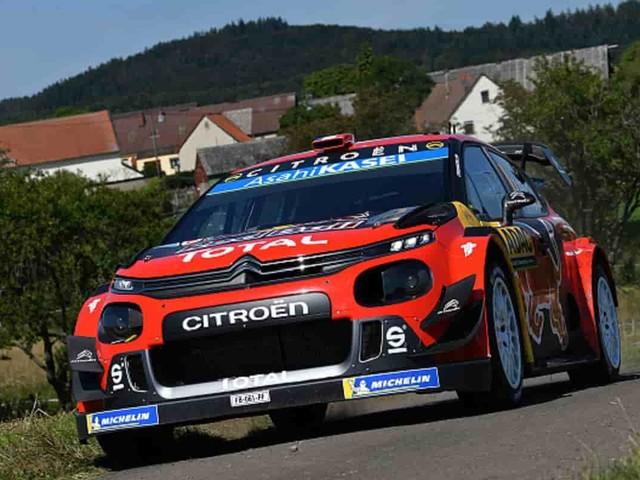 WRC, Rally di Germania, Ogier perde terreno e Tänak allunga