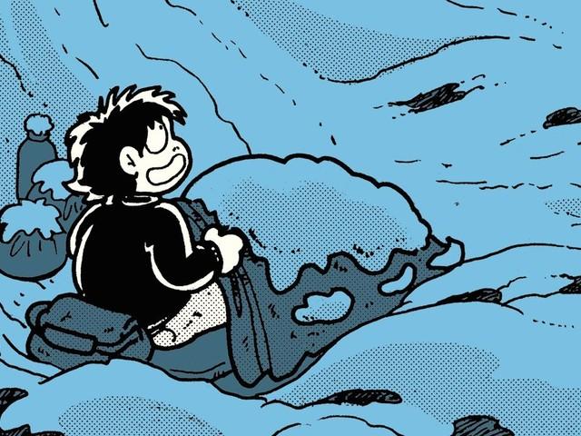 Fantagraphic. Fumetti sotto l'ombrellone (II)