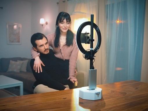 L'assistente robotico per fare video perfetti