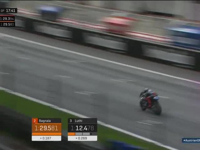 Moto2, GP Austria: gli highlights delle qualifiche