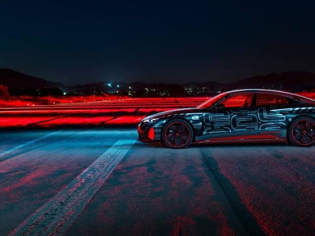 Audi e-tron GT - Lichte, Pint, Di Grassi: la parola agli artefici