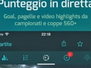 Forza Football - Risultati in Diretta Calcio (Live Score Addicts) vers 5.0.3