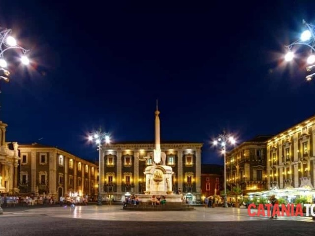 Catania tra misteri e leggende by night