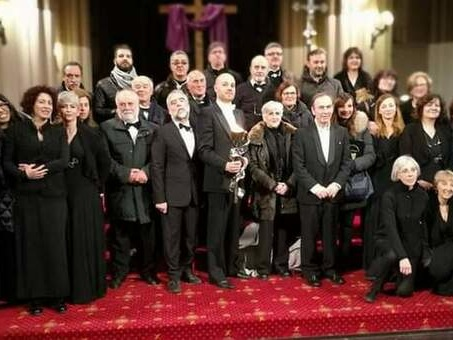 Subiaco, Giuseppe Verdi e Mozart per celebrare il mezzo secolo del coro