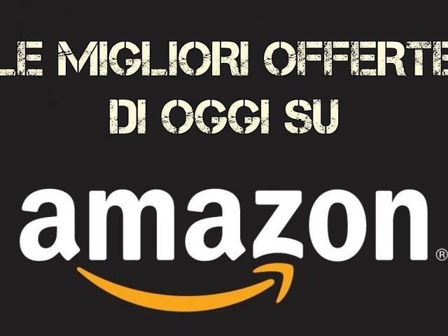 Le Migliori Offerte selezionate di Amazon del 18 gennaio 2019