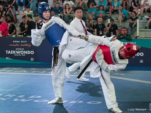 Taekwondo, Grand Prix Sofia 2019: nella seconda giornata vincono Gbagbi, Zheng e Siqueira