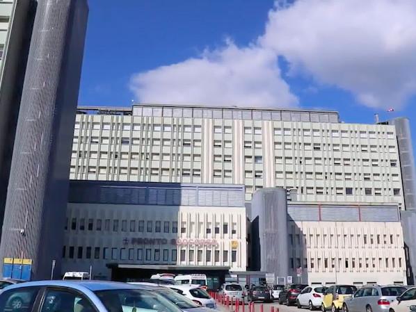 Cannizzaro: 10 pazienti dimessi da Malattie Infettive