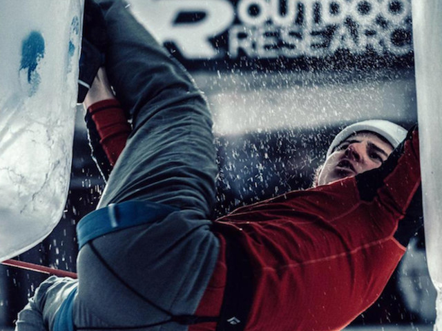 UIAA Ice Climbing World Cup. Finali a Saas-Fee (Svizzera) il 24 e 25 gennaio