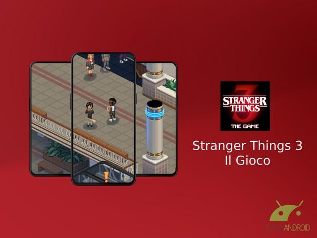 Stranger Things 3: Il Gioco è arrivato su Android con visuale isometrica e più azione