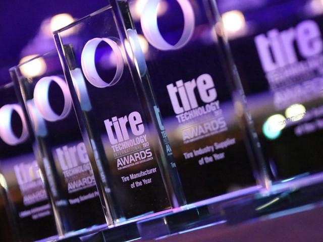 Annunciati i finalisti dei premi Tire Technology International
