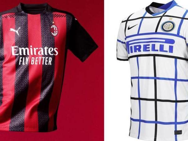 Milan, Inter, Roma, Lazio e... Le nuove maglie della Serie A 2020/2021