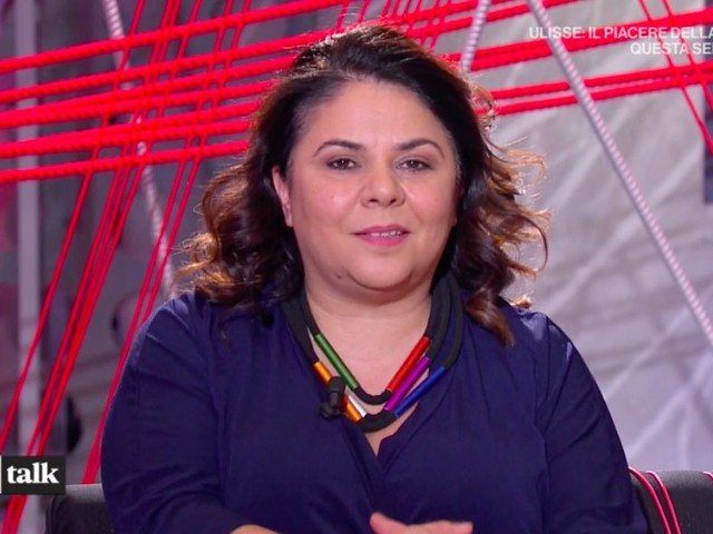 """Tv Talk, Michela Murgia risponde a Blogo. E lancia la bomba: """"4 conduttori italiani come Weinstein"""""""