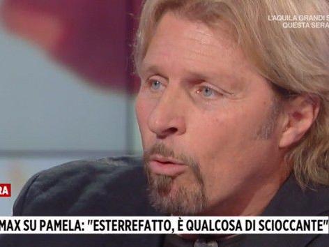 """Max Bertolani su Pamela Prati: """"Se ha trovato l'uomo della sua vita, sono felice per lei"""""""