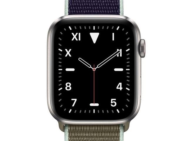 Evento Apple 10.09.2019: Ufficiale la Serie 5 di Apple Watch