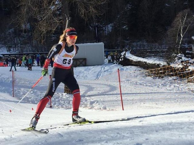 """Martina Zappa apre la stagione del biathlon: """"Il primo obiettivo? Rimanere tranquilla"""""""