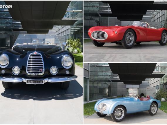 Il Museo Nicolis espone tre pezzi unici ad Auto e Moto d'Epoca