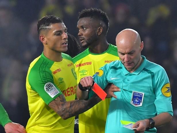 "Nantes-Psg, Diego Carlos: ""Perdono Chapron"""