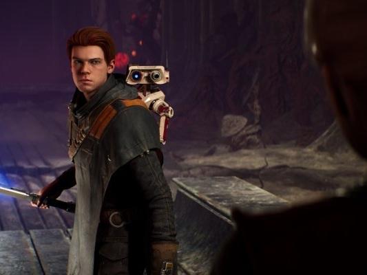 Star Wars Jedi: Fallen Order, un video di gameplay da 18 minuti - Video - PS4