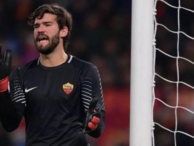 Alisson al Liverpool: la Roma accetta l'offerta dei Reds