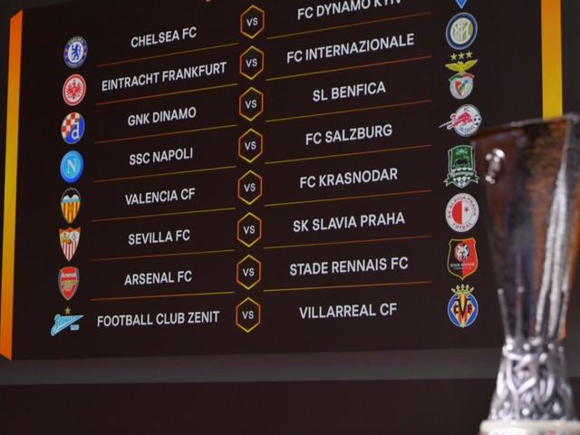 Com'è andato il sorteggio degli ottavi di Europa League? Le insidie per Napoli e Inter