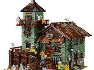 LEGO Ideas 21310 Vecchio Negozio dei Pescatori - RECENSIONI