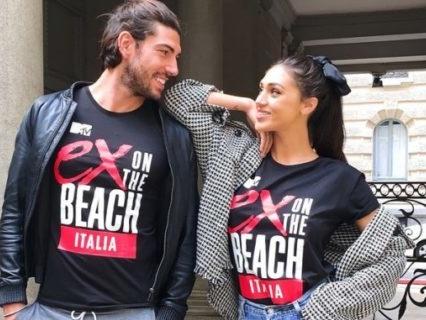 Ex on the Beach Italia al via domani su MTV con la conduzione di Cecilia Rodriguez e Ignazio Moser