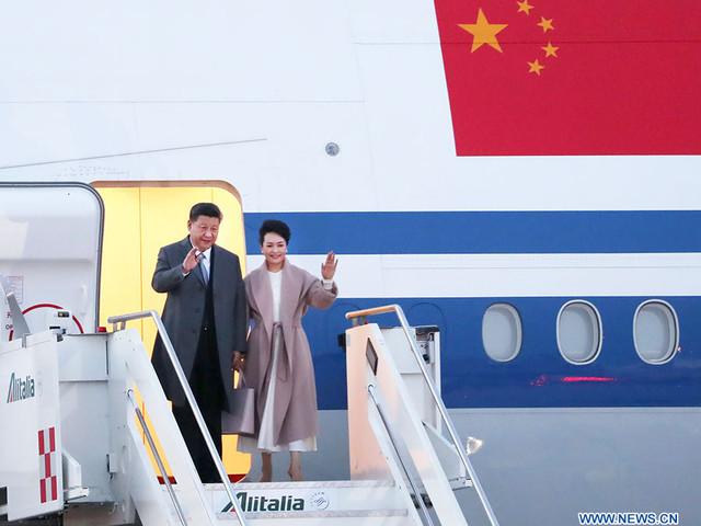 La visita di Xi Jinping in Italia vista dai cinesi: «Insufflerà un nuovo slancio al partenariato Cina – Ue»