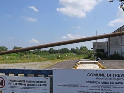 Siti da bonificare a Bergamo Sono 85 le zone contaminate