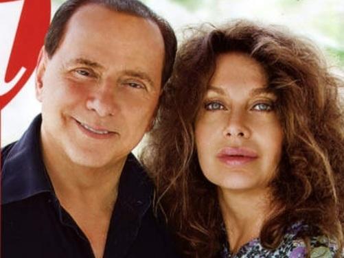 Nuova vittoria giudiziaria per Berlusconi, pignorati i conti di Veronica Lario