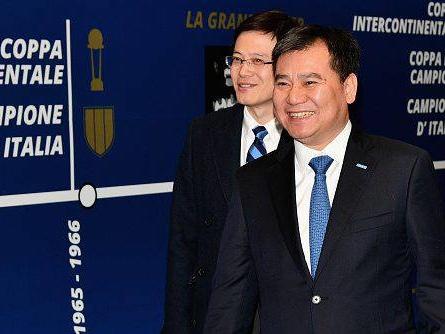 Inter, Zhang Jindong candidato a 'personaggio' dell'anno in Cina