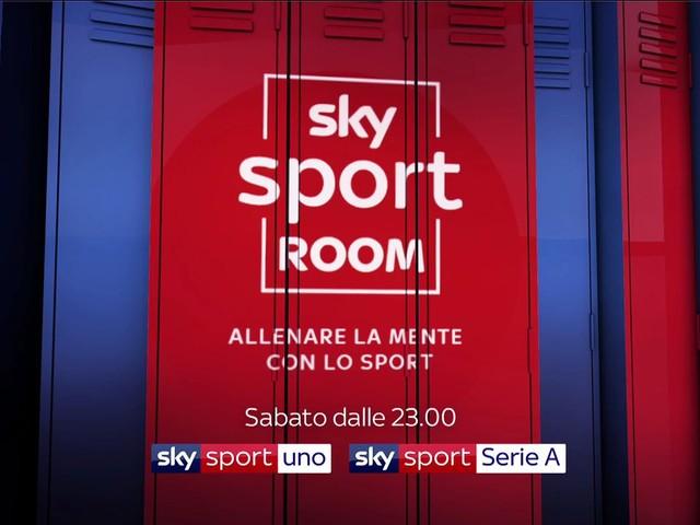 Sky Sport Room - Allenare la Mente nuovo approfondimento del sabato sera