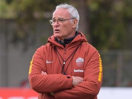 Roma, Ranieri: «Con la Juventus mi aspetto una reazione d'orgoglio. A fine stagione terminerà il mio lavoro»