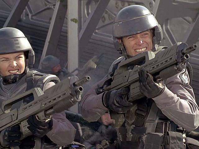 I Marines Spaziali stanno per diventare realtà?
