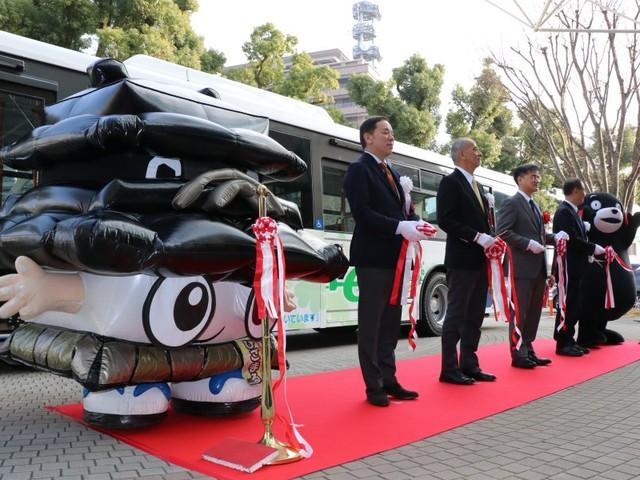 Yoka Eco Bus, autobus elettricI con tecnologia Nissan LEAF