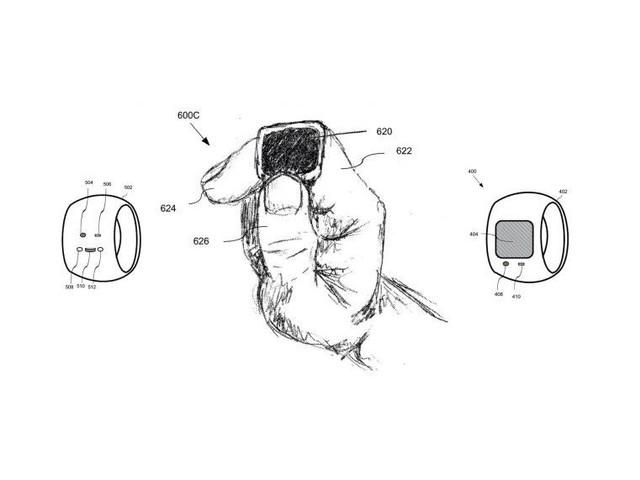 Apple sta lavorando a un anello smart con Siri e touchscreen