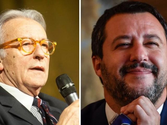 Feltri: 'Inevitabile che Salvini si facesse sodomizzare, lo contornavano troppi gay'