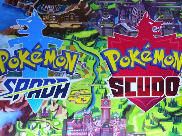 Il debutto di Pokémon Spada e Scudo è vicino e Nintendo lo celebra a Milano con un… Pikachu gigante!