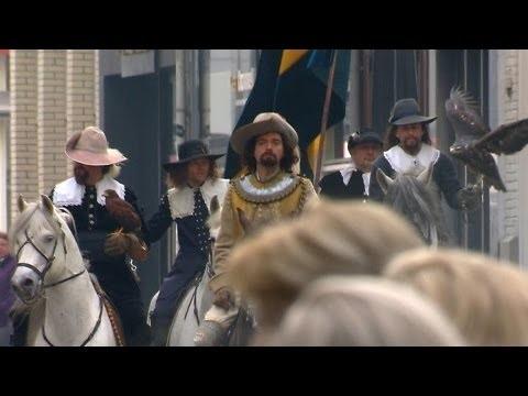 Flashmob: Ronda di notte (The Night Watch) di Rembrandt