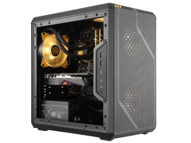 Cooler Master vuole rifare il look al vostro PC: tutti i nuovi case presentati al CES