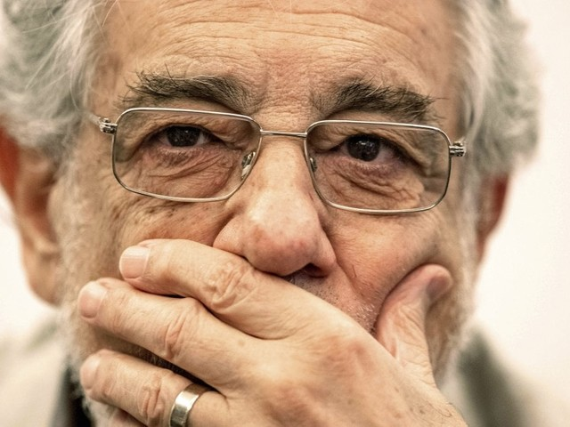 Plácido Domingo, concerti cancellati dopo le accuse di molestie