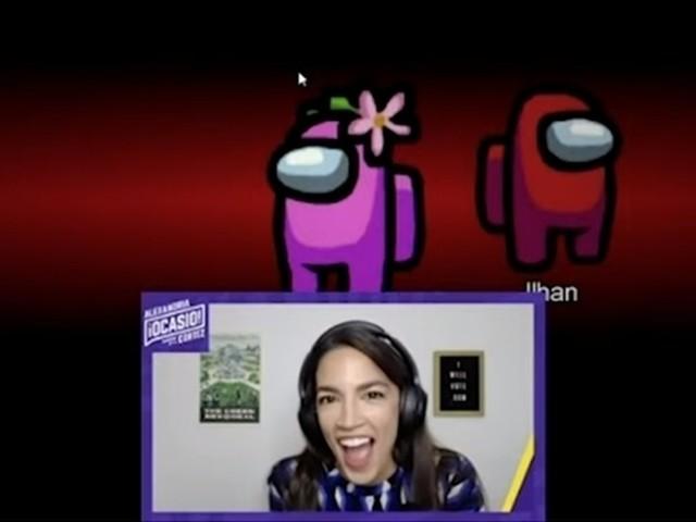 Among Us giocato da Alexandria Ocasio-Cortez su Twitch è stato uno dei più grandi eventi della storia dello streaming