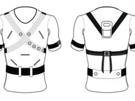 Una t-shirt wireless monitora cuore e respiro 24 ore su 24