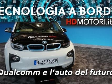L'auto del futuro secondo Qualcomm