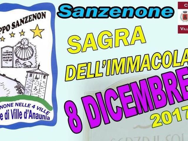 8 dicembre, assaggio di Natale. A Nanno la festa di Santa Barbara, a Sanzenone la sagra dell'Immacolata