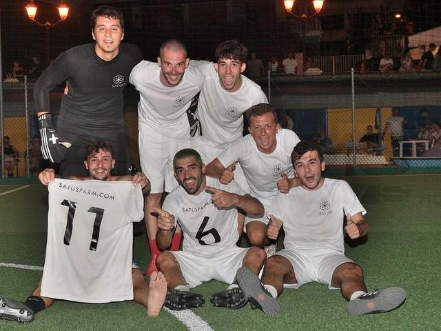 Calcio amatoriale: gli 'Status' hanno vinto la 26a edizione del torneo 'Città di Sanremo' terminato ieri (Foto)