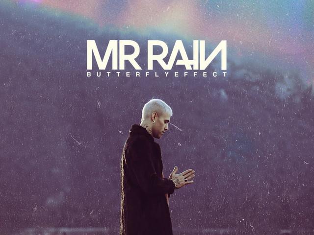 Mr. Rain: Butterfly Effect è il nuovo album (tracklist)