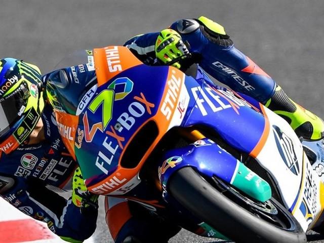 Gran Premio del Giappone: terzo tempo per Lorenzo Baldassarri