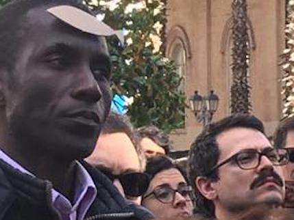 Le sardine a Taranto tra Ilva e Cgil: ma i giovani disertano la piazza